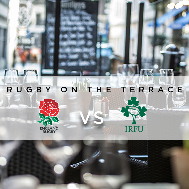 RUGBY ON THE TERRACE