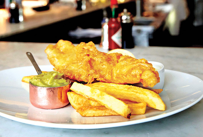 Fish and Chips Offer