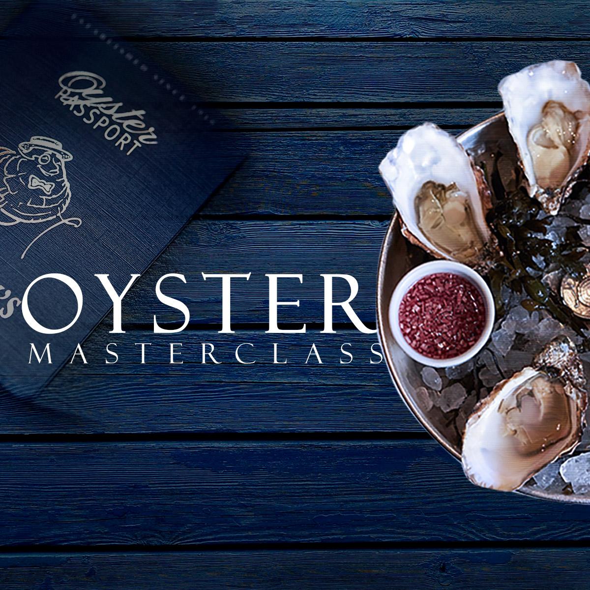 Oyster Masterclass